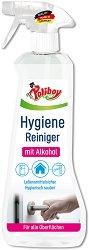 Почистващ препарат с алкохол - Poliboy - Разфасовка от 500 ml -