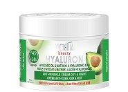 Victoria Beauty Hyaluron Anti-Wrinkle Day & Night Cream 30+ - Крем за лице против бръчки с хиалурон, Matrixyl и авокадо - дезодорант
