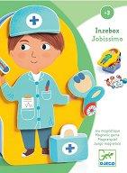 Професии - Детски комплект за игра -