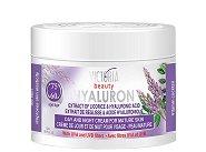 Victoria Beauty Hyaluron Day & Night Cream for Mature Skin 60+ - Подмладяващ крем с хиалурон и женско биле за зряла кожа - крем