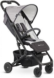 Лятна бебешка количка - Disney Buggy XS: Mickey Mouse - С 4 колела - играчка