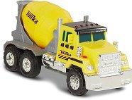 """Бетоновоз - Детска играчка със светлинни и звукови ефекти от серията """"Tonka: Real Tough"""" -"""