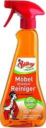 Спрей за почистване и грижа за мебели от дърво - Poliboy - Разфасовка от 375 ml -