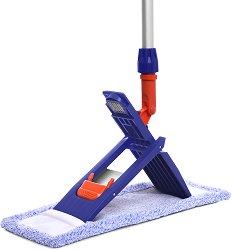 Магнитен държач за плосък моп - За мокро почистване