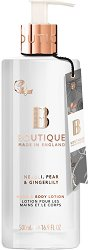 Boutique Neroli, Pear & Gingerlily Hand & Body Lotion - крем