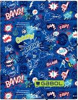 Папка с ластик - Gabol: Bang - раница