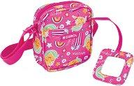 Чанта за рамо с огледалце - Gabol: Unicorn - творчески комплект