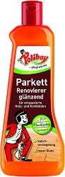 Препарат за реновиране на паркет - Poliboy - Разфасовка от 500 ml - продукт