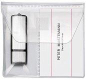 Самозалепващи джобове за USB флаш памет