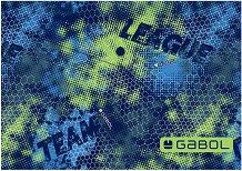 Папка с копче - Gabol: Coach - Комплект от 12 броя формат А4 -