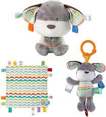 Бебешки играчки - Кученце - играчка