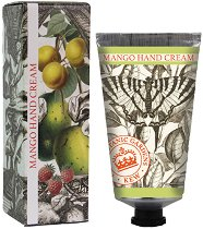 English Soap Company Mango Hand Cream - Крем за ръце с аромат на манго - крем