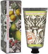 English Soap Company Mango Hand Cream - Крем за ръце с аромат на манго - сапун