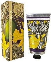 English Soap Company Narcissus Lime Hand Cream - Крем за ръце с аромат на нарцис и лайм - крем