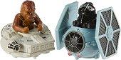 """Chewbacca vs TIE Fighter Pilot - Комплект 2 мини фигурки от серията """"Hot Wheels: Star Wars"""" - играчка"""