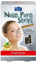 Purederm Nose Pore Strips Charcoal - гел