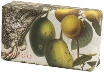 English Soap Company Mango Kew Gardens Soap - Луксозен сапун с аромат на манго - пяна