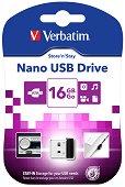 USB 2.0 флаш памет 16 GB - Nano