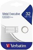 USB 2.0 флаш памет 32 GB - Metal Executive