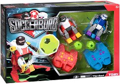 Футбол с роботи - Soccerborg - фигура