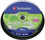 CD-RW - 700 MB