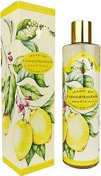English Soap Company Lemon & Mandarin Shower Gel - крем