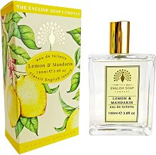 English Soap Company Lemon & Mandarin EDT - крем