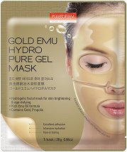 Purederm Gold Emu Hydro Pure Gel Mask - крем