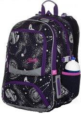 Ученическа раница - Niki: Purple galaxy - раница