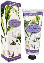 English Soap Company White Jasmine Hand Cream - Крем за ръце с аромат на бял жасмин - продукт