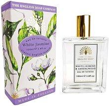English Soap Company White Jasmine EDT - крем