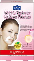 Purederm Wrinkle Reducer Lip Zone Patches - душ гел