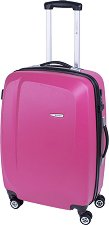 Пътнически куфар с колелца - Gabol: Line - С размери 44 / 68 / 25 cm -
