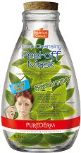 Purederm Deep Cleansing Peel-Off Face Mask - серум