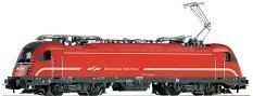Електрически локомотив - RH 1216 SZ - ЖП модел - макет