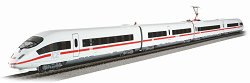 Свръхскоростен влак -  Inter City Express 3 DB AG - ЖП комплект с релси -