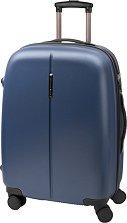 Пътнически куфар с колелца - Gabol: Paradise - С размери 48 / 67 / 27 cm -