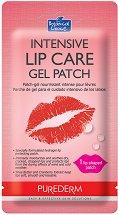 Purederm Intensive Lip Care Gel Patch - серум