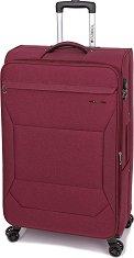 Пътнически куфар с колелца - Gabol: Board - С размери 47 / 78 / 29 cm -