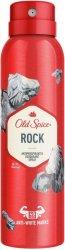 """Old Spice Rock Antiperspirant & Deodorant Spray - Спрей дезодорант за мъже против изпотяване от серията """"Rock"""" - дезодорант"""