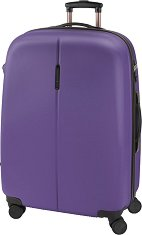 Пътнически куфар с колелца - Gabol: Paradise - С размери 56 / 77 / 32 cm -