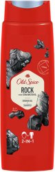 Old Spice Rock Shower Gel & Shampoo - маска