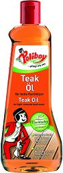 Светло тиково масло - Poliboy - Разфасовка от 0.500 l -