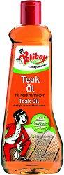 Светло тиково масло - Poliboy -