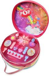 Детски комплект с гримове в чантичка - POP Mermaid at Heart -