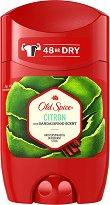 Old Spice Citron Antiperspirant & Deodorant Stick - Стик дезодорант за мъже против изпотяване - дезодорант