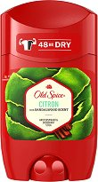 Old Spice Citron Antiperspirant & Deodorant Stick - балсам