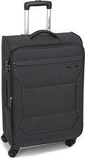 Пътнически куфар с колелца - Gabol: Board - С размери 43 / 68 / 26 cm -