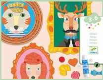 Декорирай сам - Портрет - Творчески комплект - играчка