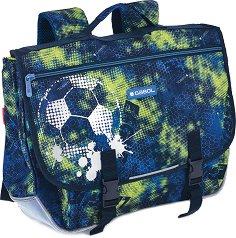 Ученическа чанта за гръб - Gabol: Coach - раница